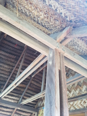Bungalow timber detail