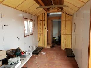 Pete's Tiny House (under construction)