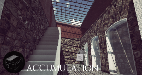 Accumulation space - Evolution