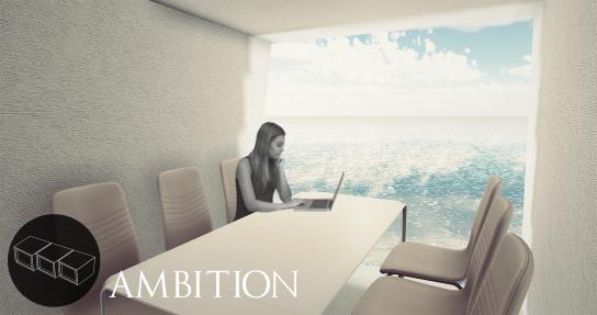 Ambition space - Evolution