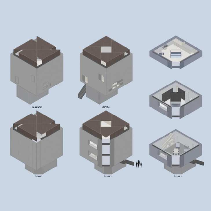 3D Axo - Puzzlebox