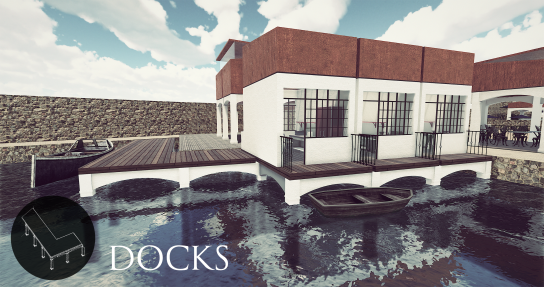 Private docks - Evolution