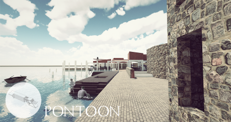 Public pontoon - Evolution
